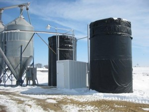Heated Water Tanks